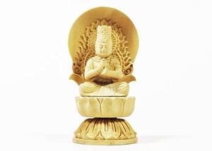 仏像 小さな仏様 大日