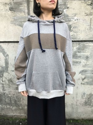 "catejina Preparation スウェットパーカー""wool"""