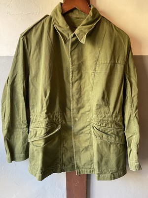 british army green overall jacket