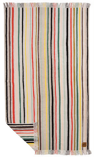SLOWTIDE BEACH TOWEL ZEPHYR