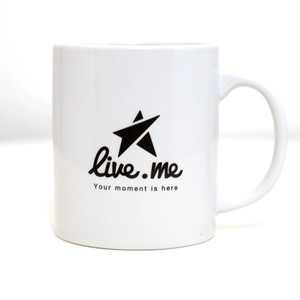 マグカップ(Live.meロゴマーク)