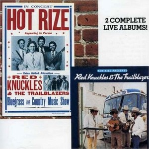 CD 「RED KNUCKLES & THE TRAILBLAZERS / HOT RIZE」