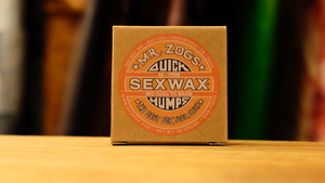 SEX  WAX  4X MID COOL TO WARM