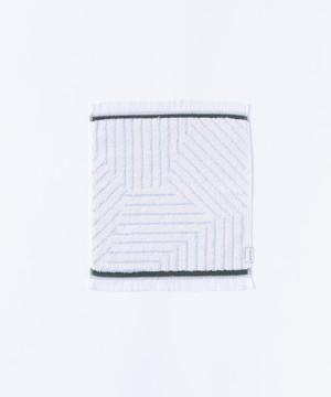 【TRICOTÉ】CUT LINE TOWEL TR81AC070