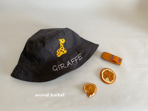 animal bucket(black)