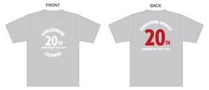 Tシャツ no.1 背番号
