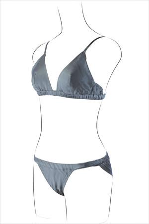 Triangle Panty | Gray | S, M