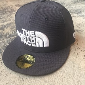 USストア限定 The North Face x New Era Half Dome Logo Cap Navy
