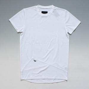 【メール便対応】ROCNATION COMPETITION TEE ロックネイション メッシュ素材ロングレングスTシャツ ホワイト