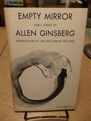 Empty Mirror early poems(虚ろな鏡 初期の詩) / Allen Ginsberg(アレン・ギンズバーグ)