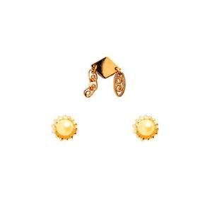 No3 [Yellow Gold]