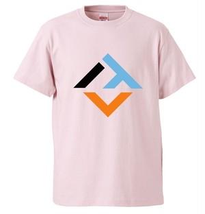 オフィシャルロゴTシャツ(ピンク)