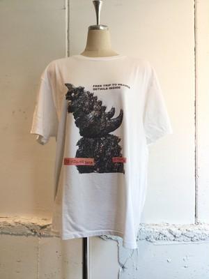 JULIEN DAVID Printed T-shirt HEAVEN