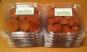 自然栽培、昔ながらの梅干し 150g×2パック=300g 1000円送料込み