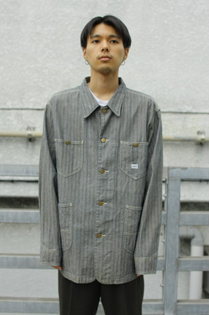 Cane's Herringbone Work Jacket