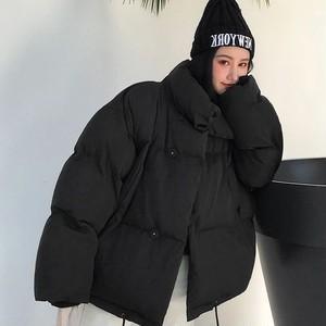 綺麗系服 アバンギャルド フェアリー 大注目 韓国ファッション 人気 フェミニン 着回し力抜群 ダウンコート・アウター