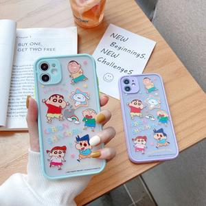 Cute boy iphone case