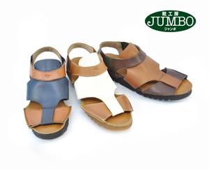 ☆靴工房JUMBO☆★Daily casual☆アースカラーのブーツサンダル(0234)