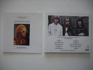 【CD】ELTON JOHN / CONCERTSTUCK