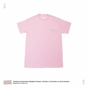 """HATAFAM Logo"" Tee - Pink"