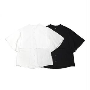 つぼみ見立てフラワーシャツ