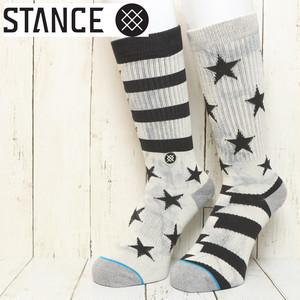 [メール便対応] STANCE スタンス SIDEREAL SOCKS ソックス 靴下 B526A17SID