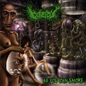 【USED】Gorepot / All You Can Smoke