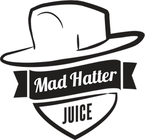Mad Hatter E-JUICE Nicotine 0mg / 30ml
