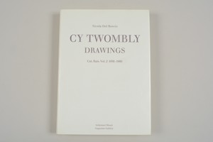 Cy Twombly / Drawings/Catalogue Raisonne Vol.2    1956-1960