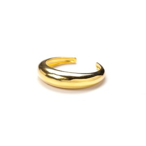 【RESTOCK】S925 THICK ARC RING GOLD
