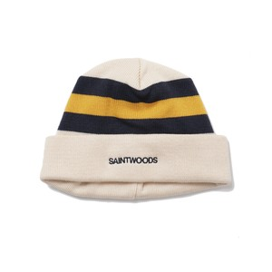 SAINTWOODS RUGBY BEANIE(NATURAL)