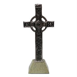 スタンディングクロス【St. John's of Iona】Art Pewter 40101