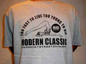 """MAD GALLERY / """" MODERN CLASSIC TEE """""""