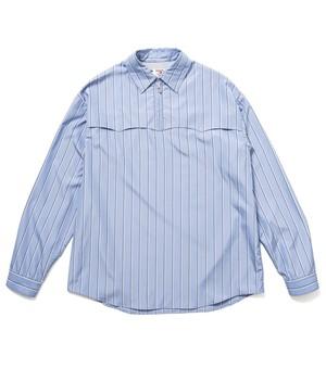 【SONOFTHECHEESE】-Western Shirt BLUE-