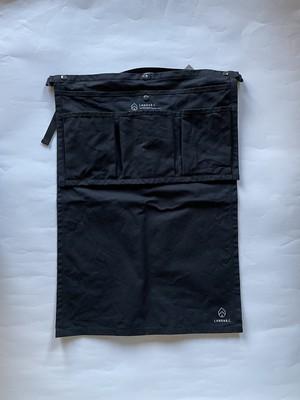 LAND & B.C.(ランド&ビーシー) Sacoche apron ブラック
