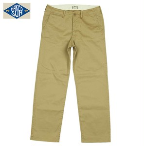 NS002007 VINTAGE STRETCH TROUSERS / BEIGE