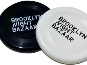 BNB Full Logo Frisbee