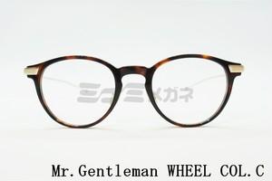 【正規取扱店】Mr.Gentleman(ミスタージェントルマン) WHEEL COL.C Weiコラボモデル