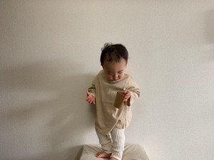 即納▷▷sideslit milk T