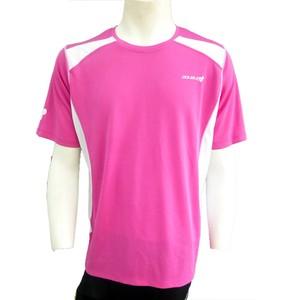 【DOUBLE3(ダブルスリー / ダブル3)】 メンズ (Men's) DW-3280 ピンク ランニングTシャツ