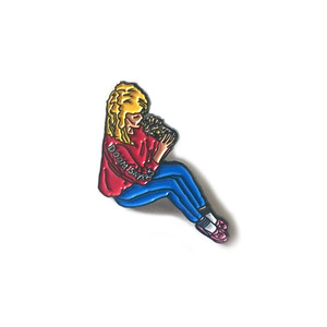 DOOM SAYERS - BECKY PIN