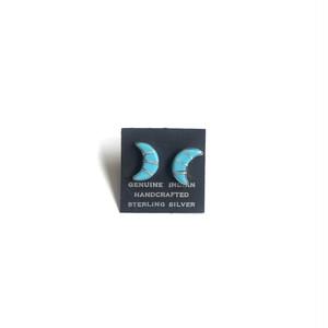turquoise earring  -moom-