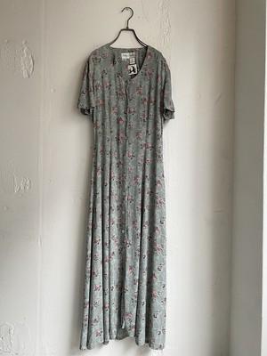 """""""Bestey Lauren"""" vintage floral dress"""