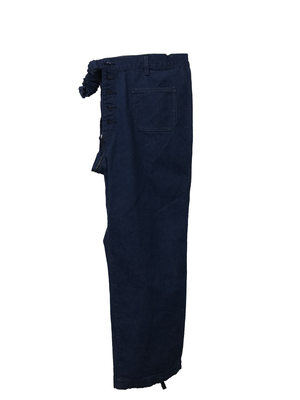 【No. BS807-L】 Unisex Docking Work Pants-Left