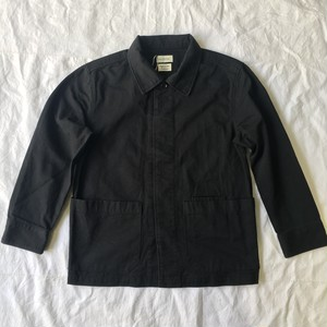 FACTOTUM / ファクトタム Organic Chino Work Jacket