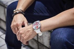 【広島東洋カープ】カープウォッチ第7弾 I.T.A.カサノバ(ホワイト)/国内正規品 腕時計