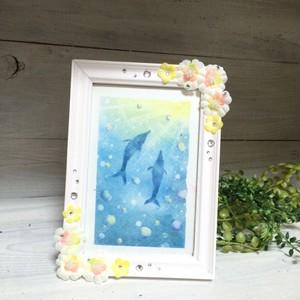 イルカ(パルてるアート)