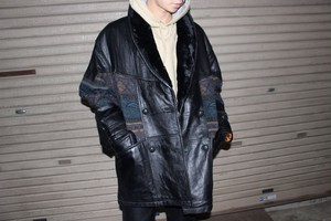 Remake Lamb Leather Jacket