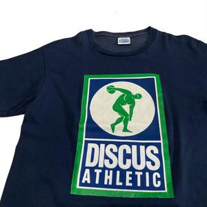 90's DISCUS ロゴ Tシャツ