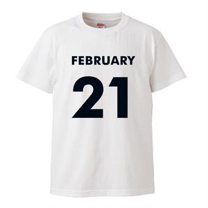 2月21日